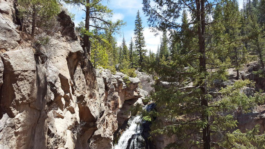 Jemez Falls New Mexico