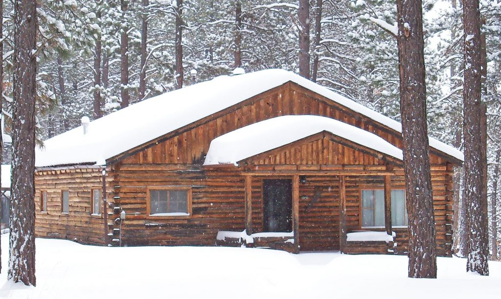 Cabin in Jemez Springs